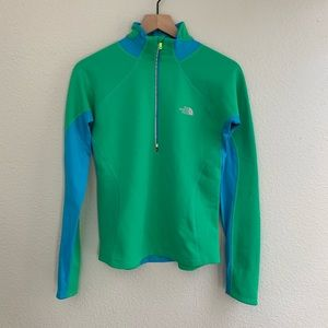 The North face sweatshirt pullover S